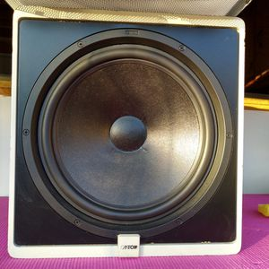 Canton Subwoofer Plus C ( Ads Pioneer Sony Macintosh Polk Audio Boston Acoustic Klipsch Bose Panasonic Yamaha Technics Energy Jbl Altec Lansing Mackie for Sale in Hayward, CA