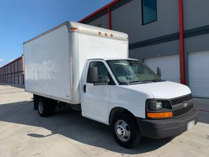2007 Chevy Express 16 Foot Box Truck for Sale in Plano, TX