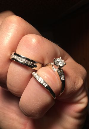 Wedding rings for Sale in Corona, CA