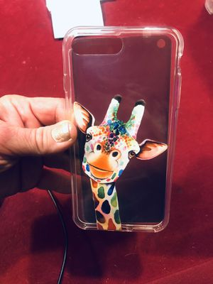 iPhone 8+ Giraffe phone case for Sale in Indianapolis, IN
