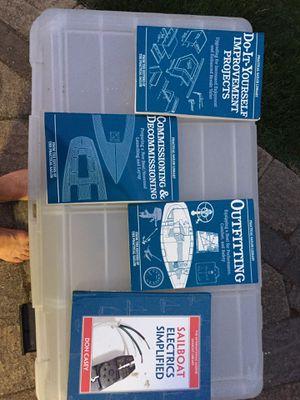 Sailboat books for Sale in Newcastle, WA