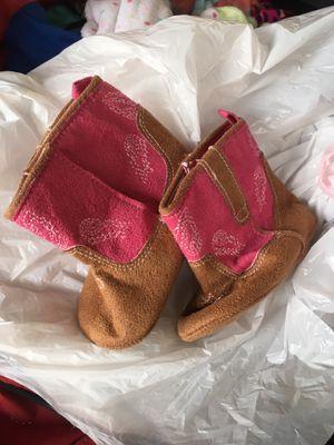 Baby Girl boots for Sale in Kalamazoo, MI