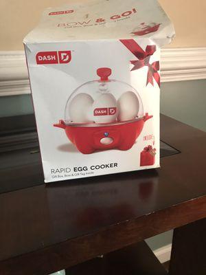 Egg cooker for Sale in Chesapeake, VA