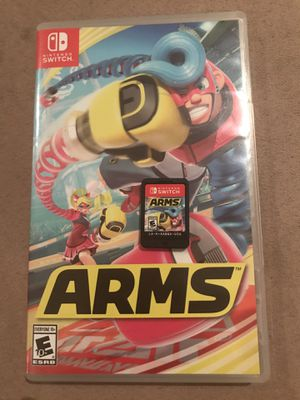 Arms Nintendo Switch Game for Sale in East Brunswick, NJ