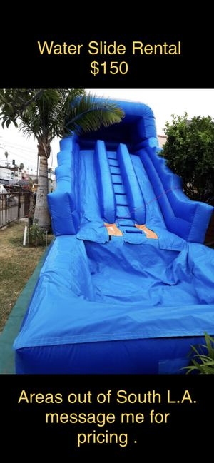 Jumpers de agua -Waterslides for Sale in Los Angeles, CA