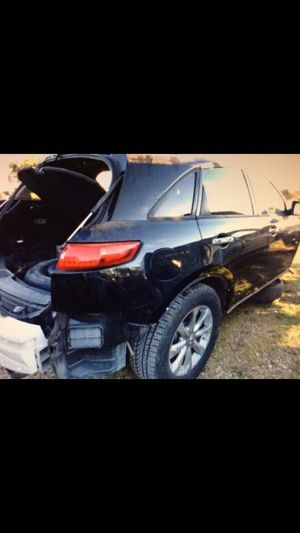 Infiniti FX35 FX45 2003 2004 2005 2006 2007 2008 parting out Parting out a 2004 Infiniti FX 35. Parts fit 2003 through 2008. What I have hood, fender for Sale in Dallas, TX