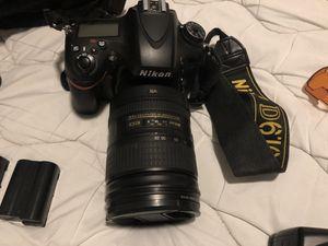 Nikon D610 + Flash SB-700 + lens+ battery + SD for Sale in Las Vegas, NV