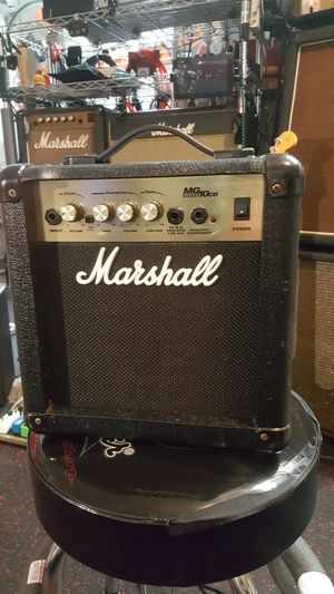 Marshall MG10cd practice amp for Sale in New Port Richey, FL
