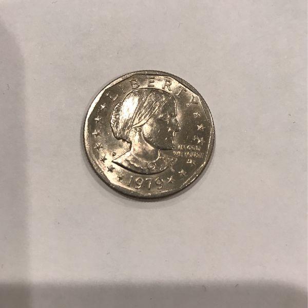RARE 1979 Dollar Coin
