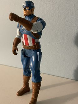 Captain America Action Figure for Sale in Queens,  NY