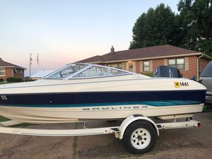1995 1700 LS Bayliner boat and trailer for Sale in St. Louis, MO