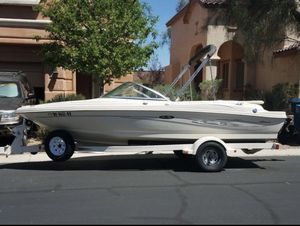 2004 Sea Ray 180 sport , excellent condition ! for Sale in Sloan, NV