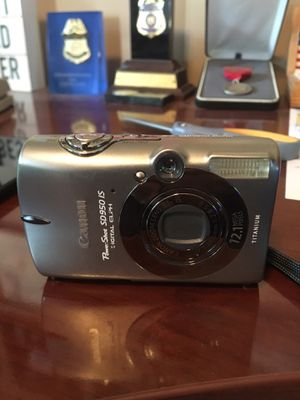 Digital Camera (Canon) for Sale in Macungie, PA