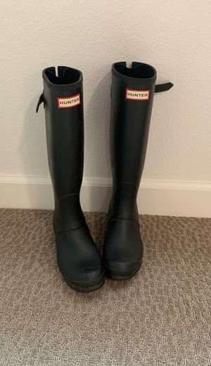 Hunter Tall Rain Boots for Sale in Clovis, CA