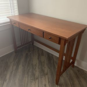 Wooden Desk for Sale in Cary, NC