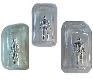 Clamshell cases toys collectibles Star Wars Star War action figure figurines play toys kids children protectors holders collectible for Sale in Stamford, CT