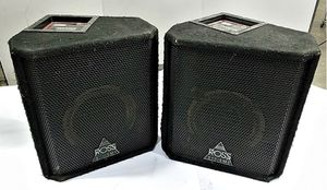 ROSS SYSTEMS Concert Speakers (Stand Compatible) w/ Power supply for Sale in College Grove, TN