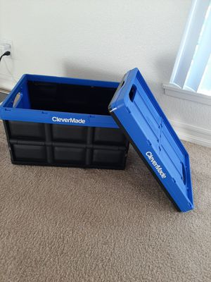 2 foldable boxes - Linda Vista for Sale in San Diego, CA