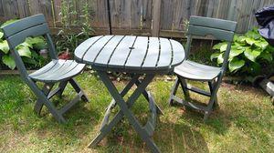 4 piece patio table set for Sale in Oakton, VA