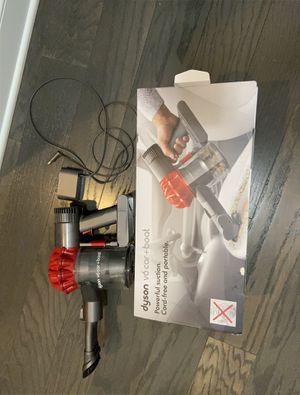 Dyson V6 car vacuum cleaner for Sale in Cumming, GA
