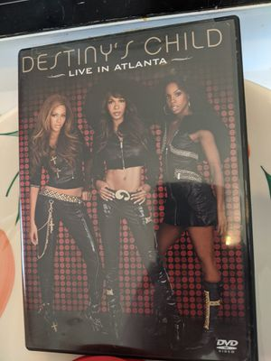 Destiny's Child concert dvd for Sale in Wood River, IL
