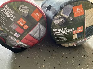 Brand new sleeping bags for Sale in North East, MD