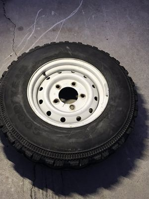 16 inch tires have for Sale in Montclair, CA