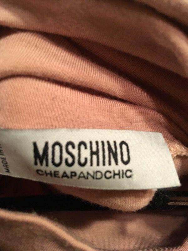 Moschino turtleneck