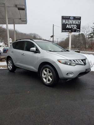 2009 Nissan Murano for Sale in WINCHESTR CTR, CT