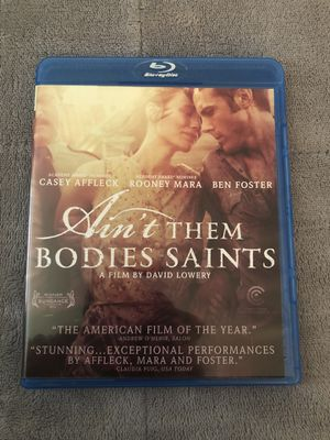 Ain't Them Bodies Saints Blu-ray for Sale in Tampa, FL