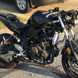 2015 Yamaha r3 r3 for Sale in Cedar Hill, TX