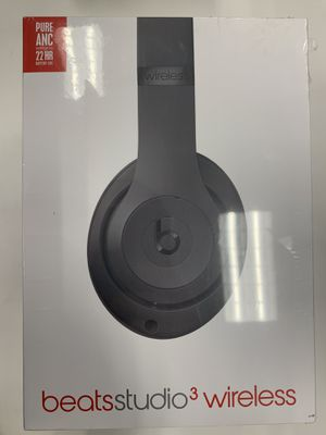 NBO Beats Studio 3 Wireless Headset Black for Sale in Placentia, CA