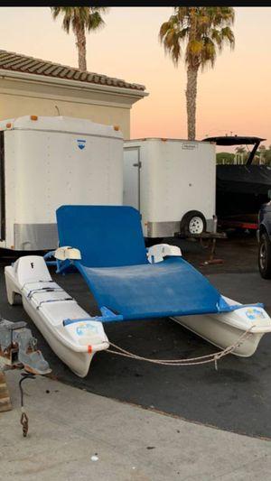 Funcat electric catamaran.... for Sale in Spring Valley, CA