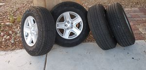 Jeep Aluminum Wheels for Sale in Henderson, NV