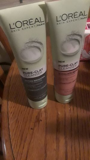 Loreal face mask for Sale in East Saint Louis, IL