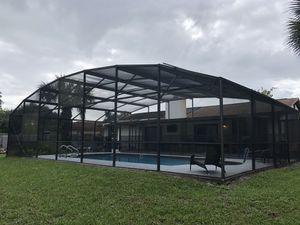 Screen Pool mesh for Sale in Clermont, FL