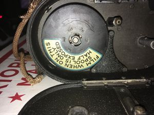 Antique movie camera by bell and Howell for Sale in Jacksonville, FL