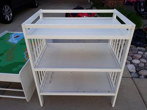 Changing table for Sale in Mount Prospect, IL