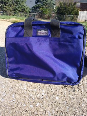 High Sierra blue Computer Briefcase for Sale in Lexington, KY