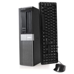 Dell Optiplex 980 Desktop Computer Intel i5 8GB RAM 500GB HDD Windows 10 for Sale in Oklahoma City, OK