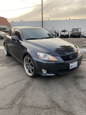 2006 lexus IS 350 for Sale in Commerce, CA