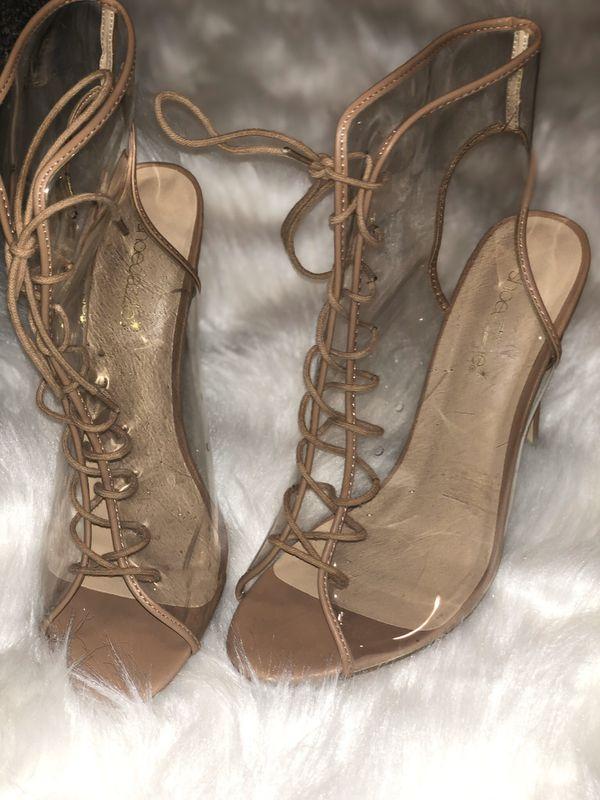 Nude Heels for Sale in Wichita, KS - OfferUp