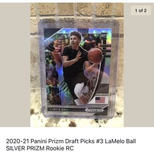 🔥🔥🔥🔥2020 Panini Rookie Lot 🏀🏀🏀 Ball Edwards And More for Sale in Galesburg, IL