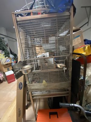 Extra large bird cage for Sale in Cooper City, FL