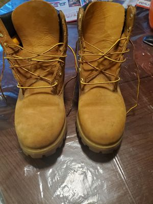 Timberland mens boots size 8 for Sale in NJ, US