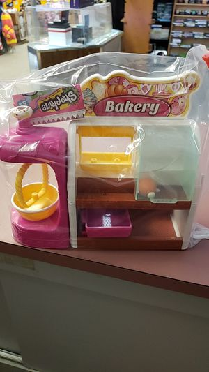 Shopkins bakery for Sale in Tampa, FL