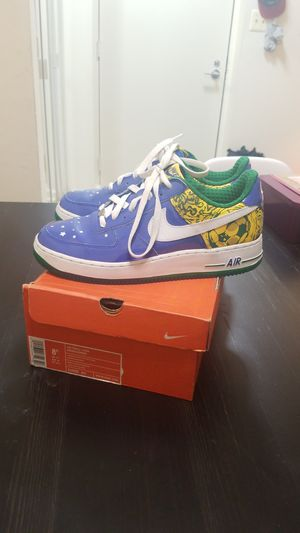 Nike air force 1 ronaldinho size 8.5 for Sale in Takoma Park, MD
