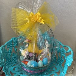 Easter Basquet W/original Disney Toys And Candy's Bag Incluid for Sale in Riverside,  CA