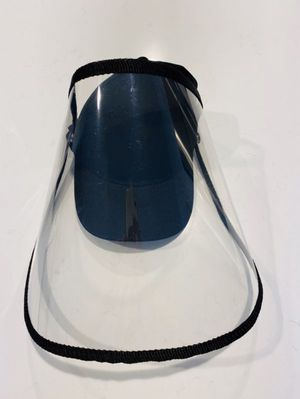 Hats with retractable faceshield for Sale in San Diego, CA