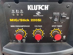 Mig stick welder 220 AMP for Sale in Miami, FL